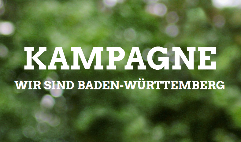 Plakatmotive zur Landtagswahl 2016!
